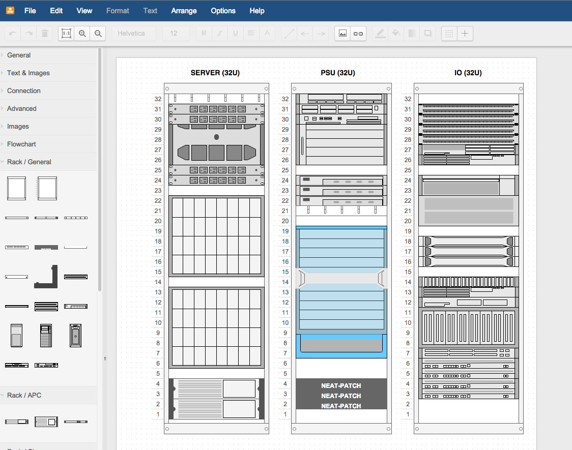 Vsdx alternative for confluence draw rack diagram in draw ccuart Image collections