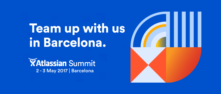 Team up with draw.io in Barcelona. Atlassian Summit at 2 to 3 May 2017.