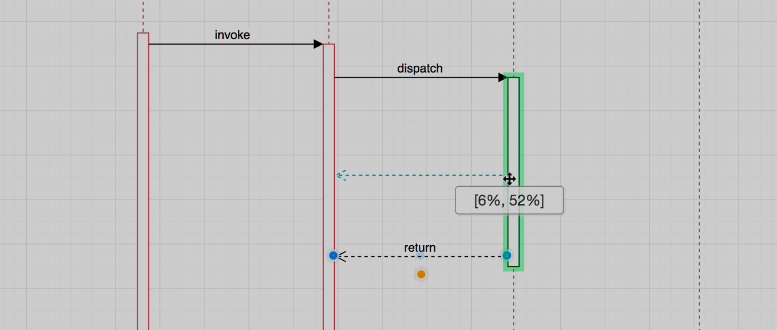Floating and Fixed Connections in draw io – draw io