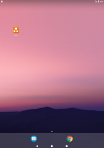 draw.io-在Android的主屏幕上