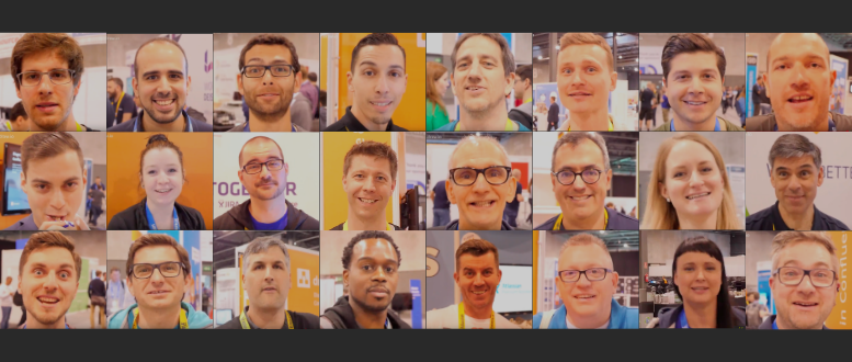 Atlassian Summit Europe 2017 – we asked people. How would you describe draw.io in a Word?