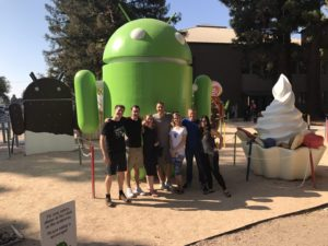 The Summit 2017 team at Google