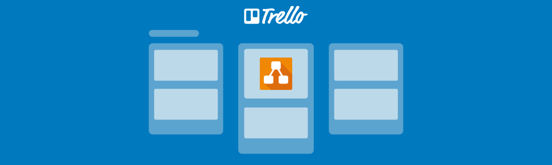 the diagramming tool draw.io is now a Trello Power-Up