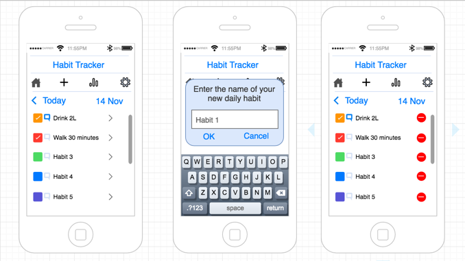 Use draw io to mockup your mobile apps – draw io