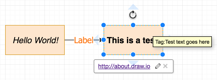 draw.io - sample diagram before anonymizing