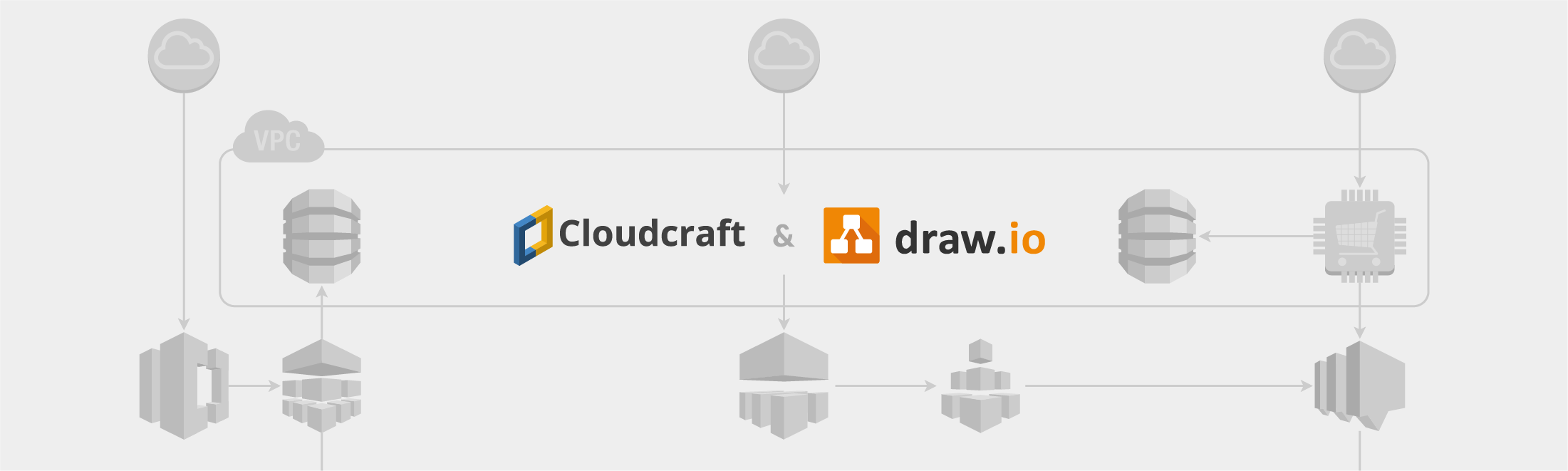 Document your AWS architecture with Cloudcraft and draw io – draw io