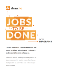 draw.io, diagrams and Jobs to be Done - whitepaper