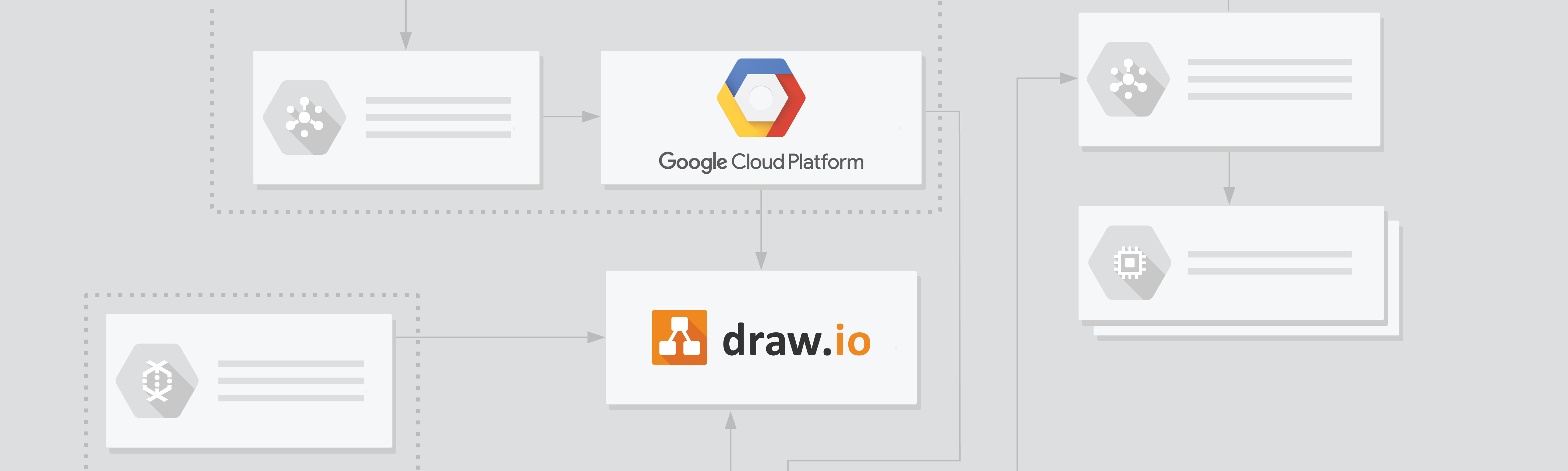 We've re-worked the Google Cloud Platform icon set based on the feedback you've given us.