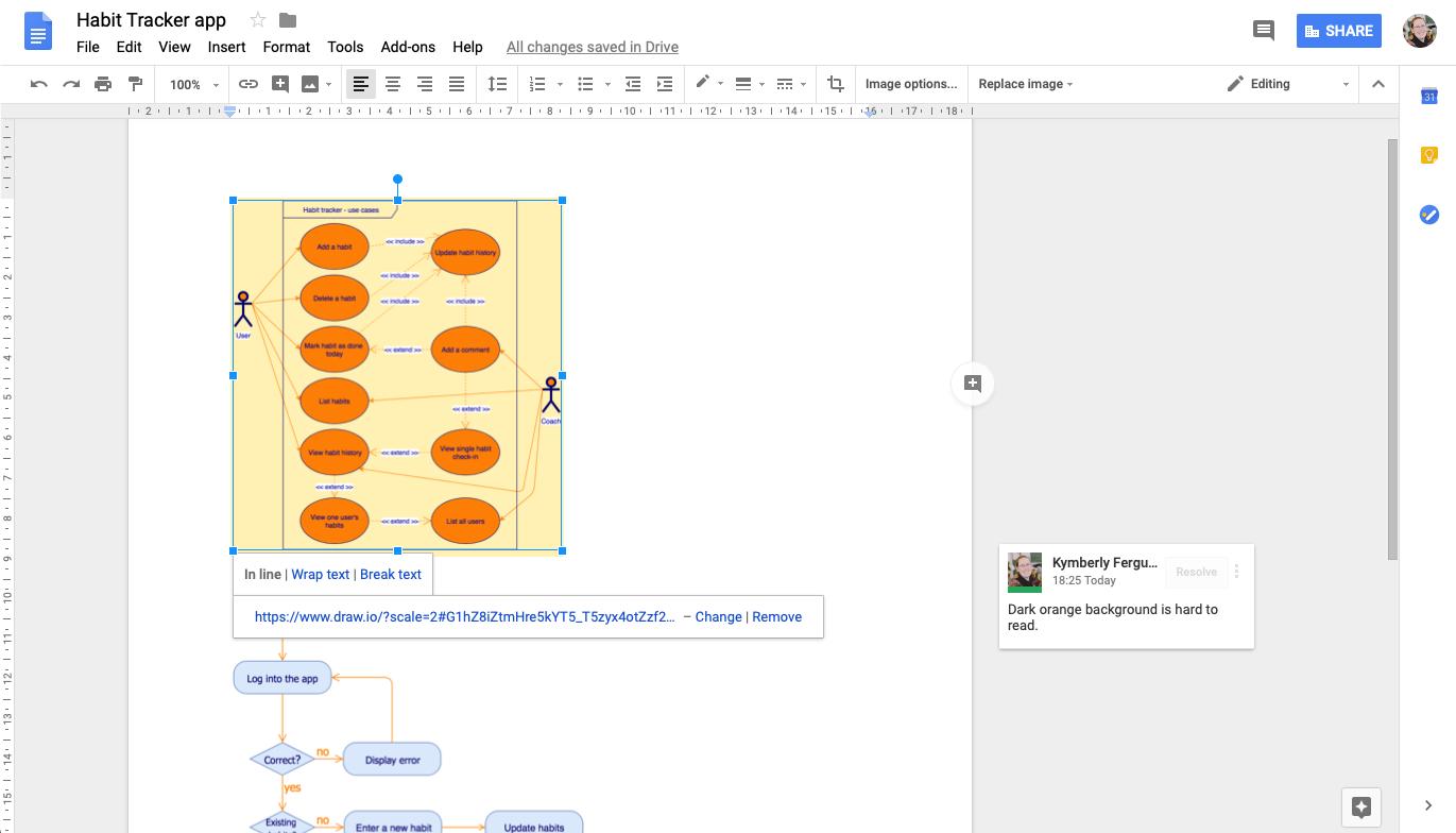 Use Draw Io Diagrams In Google Docs Draw Io