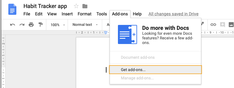 Use draw io diagrams in Google Docs – draw io