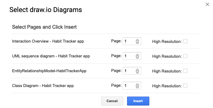 Use Draw Io Diagrams In Google Docs Draw Io