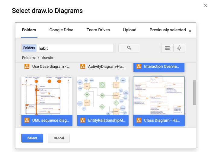 Use draw io diagrams in Google Docs – draw io