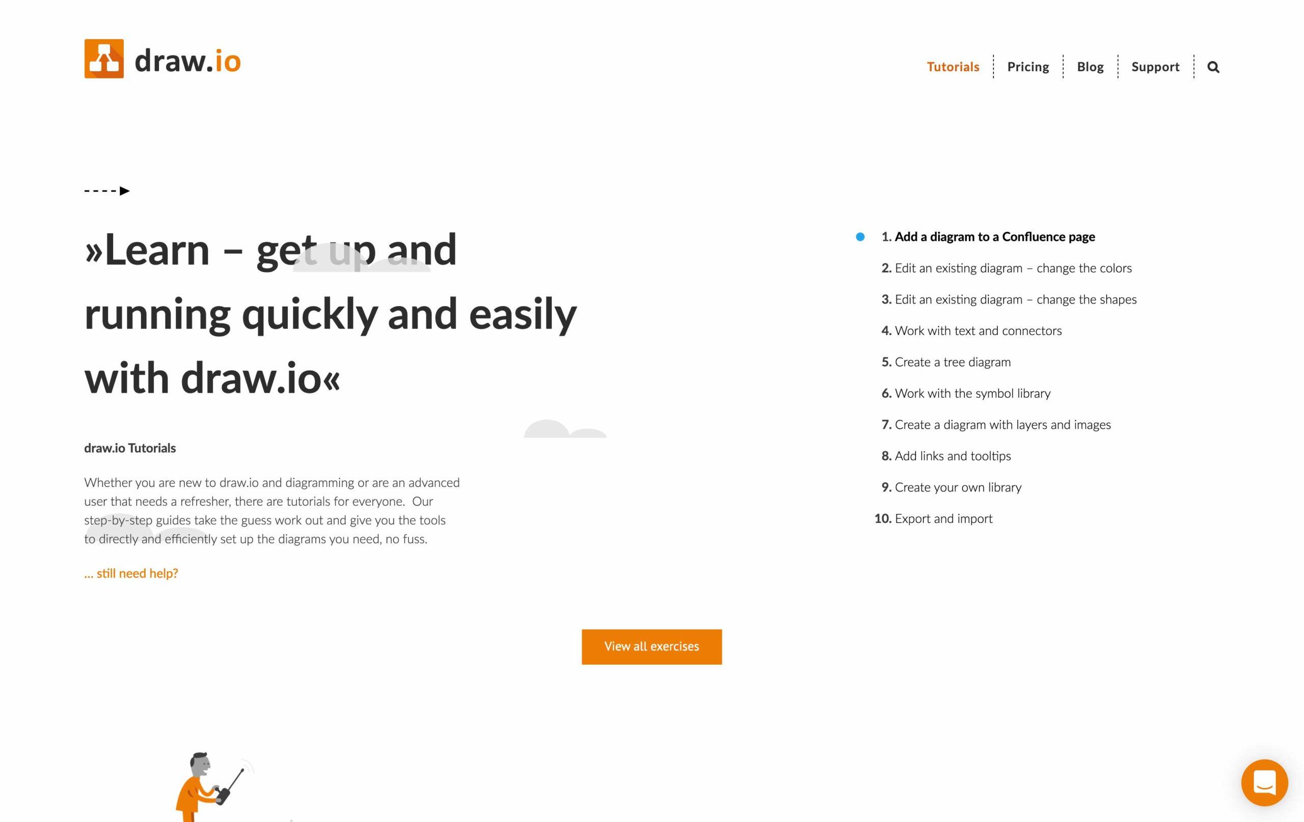 draw.io - Learning