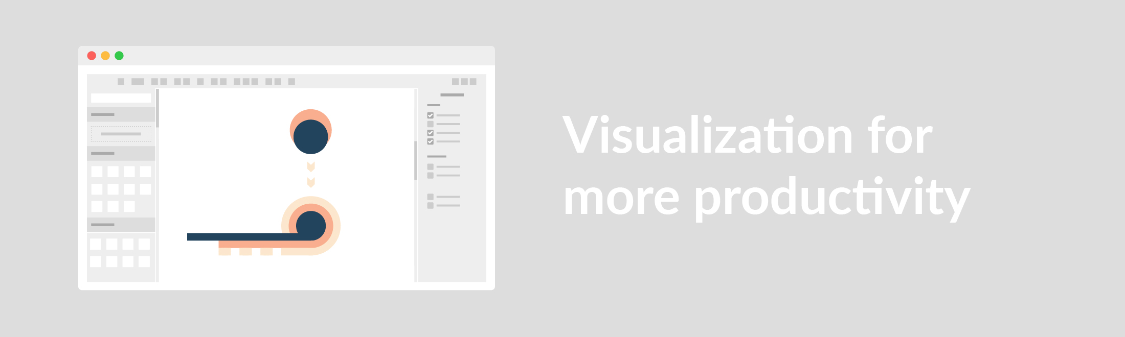 Increase productivity with Infographics in draw.io